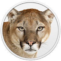OSX Mountain Lion logo