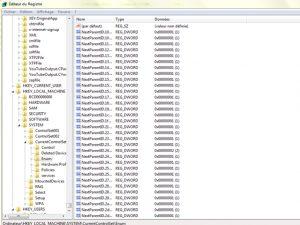 Qu'est-ce que le registre Windows ?