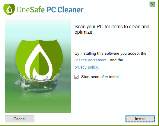 OneSafe PC Cleaner – Official Website – PC cleaning utility