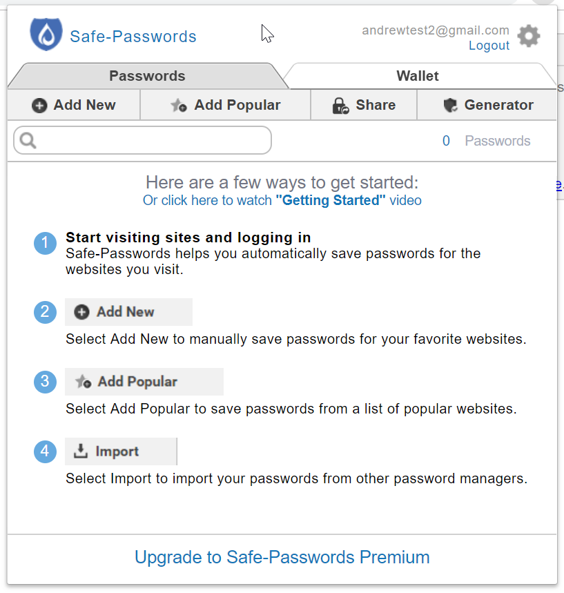 How to protect your passwords - OneSafe Software